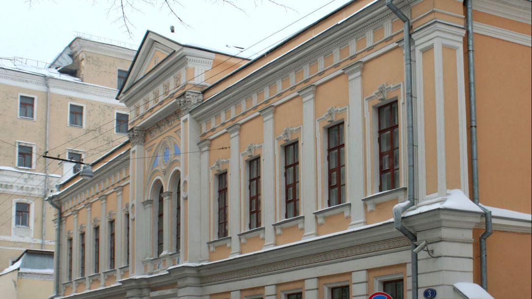Московская центральная церковь ЕХБ по Москве