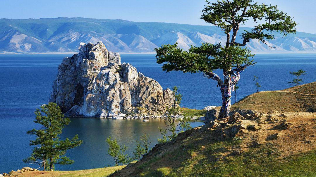 Байкал в Иркутске