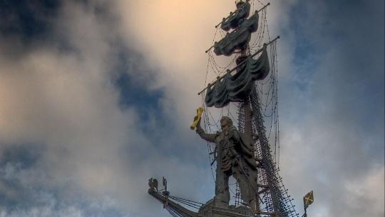 Памятник Петру I (Москва) по Москве