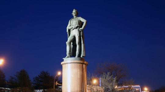 Памятник Суворову (Москва) в Москве