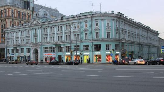 Московский драматический театр имени М. Н. Ермоловой по Москве
