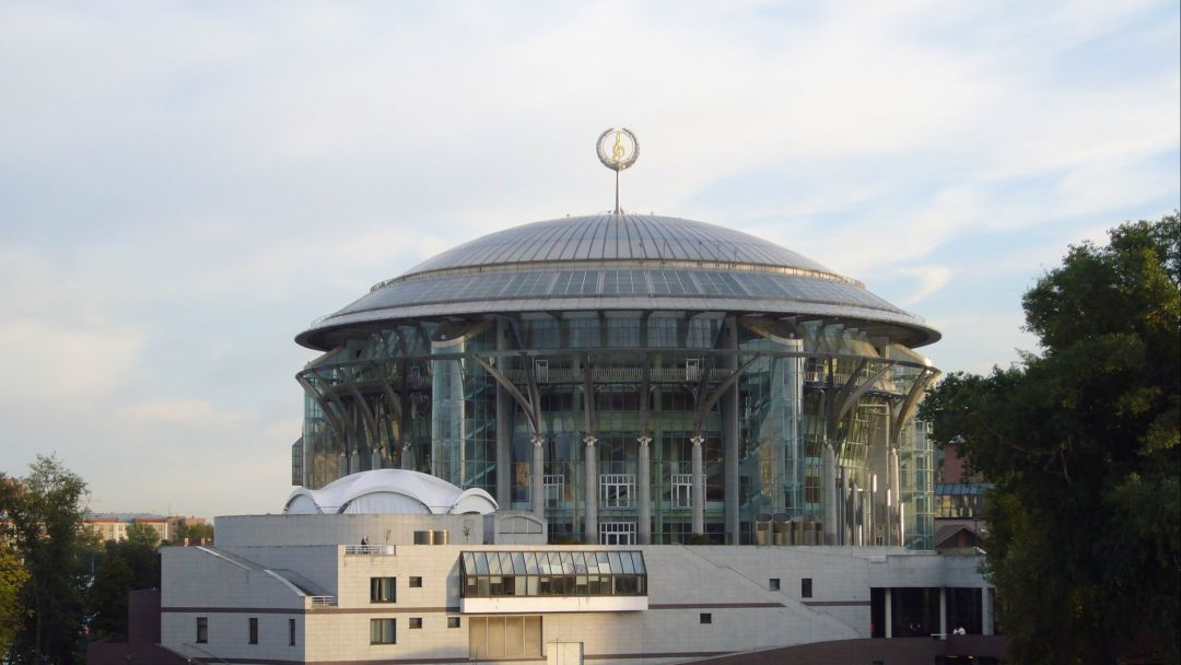 Дом музыки  по Москве