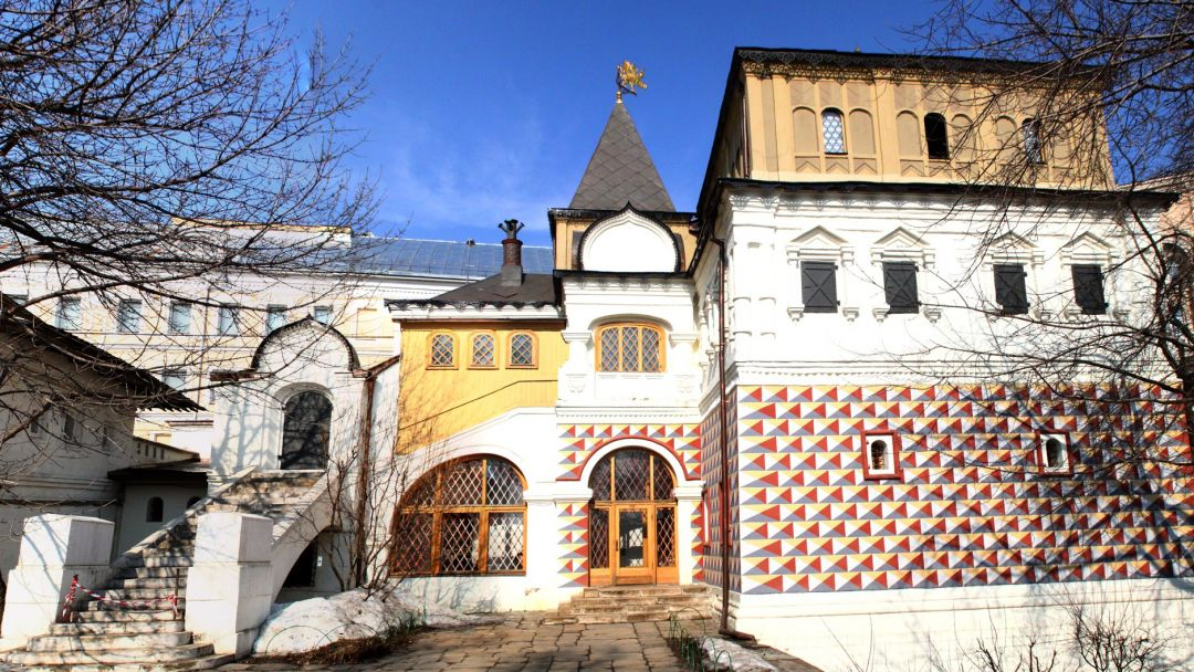 Палаты Романовых по Москве
