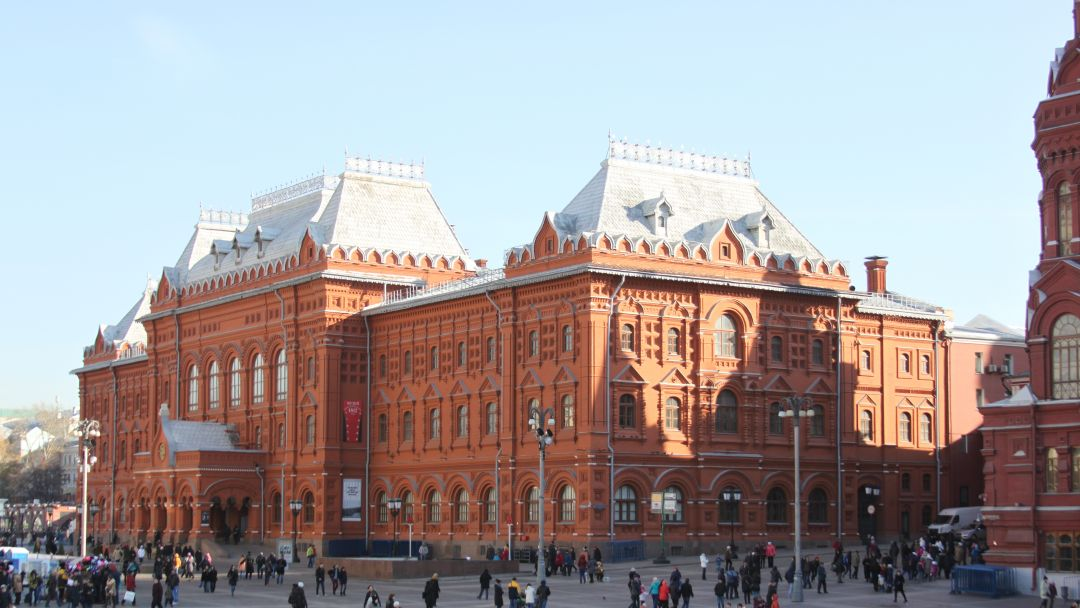 Здание городской думы по Москве