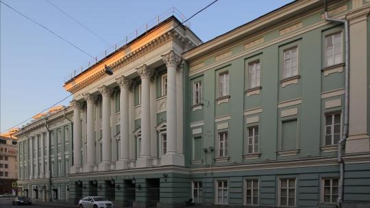 Дом Союзов по Москве