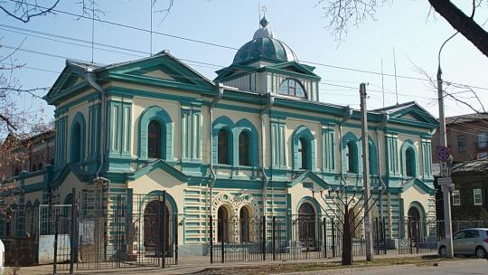 Иркутская синагога в Иркутске