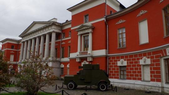 Государственный центральный музей современной истории России по Москве