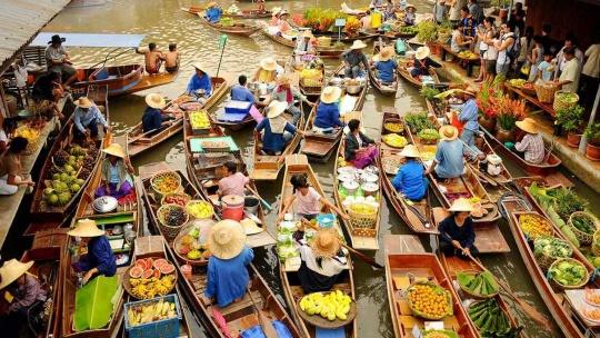 Экскурсия Волшебный Сиам в Паттайе