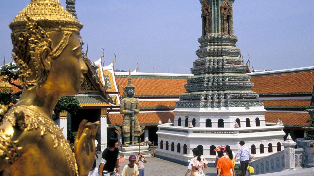 Бангкок - город контрастов - фото 3