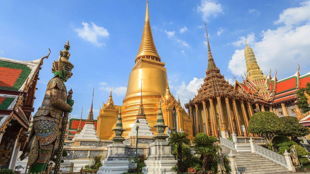 Бангкок - город контрастов - фото 5