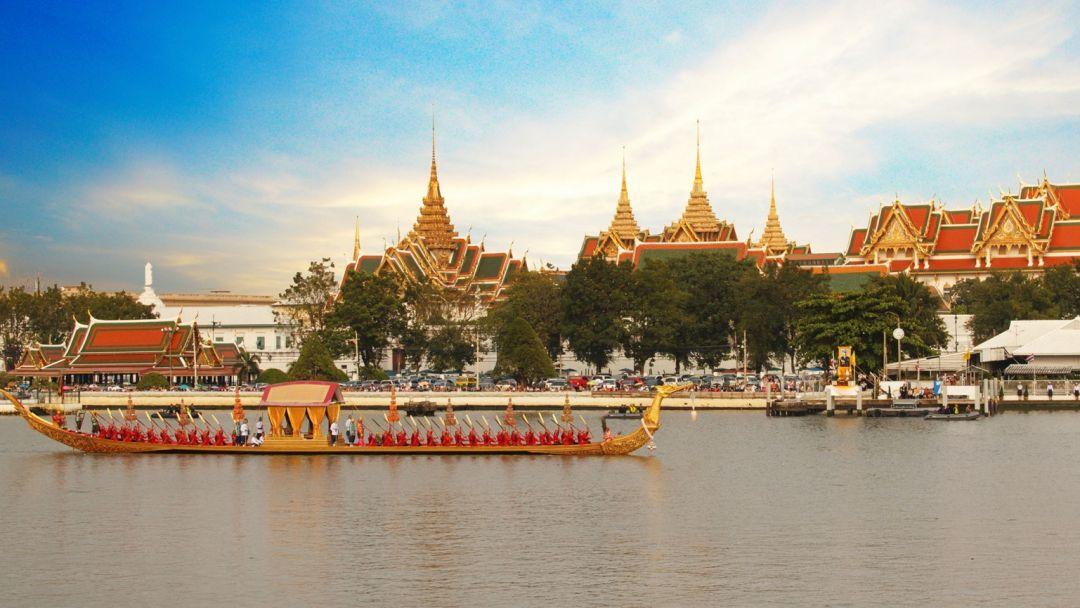 Бангкок - город контрастов - фото 6
