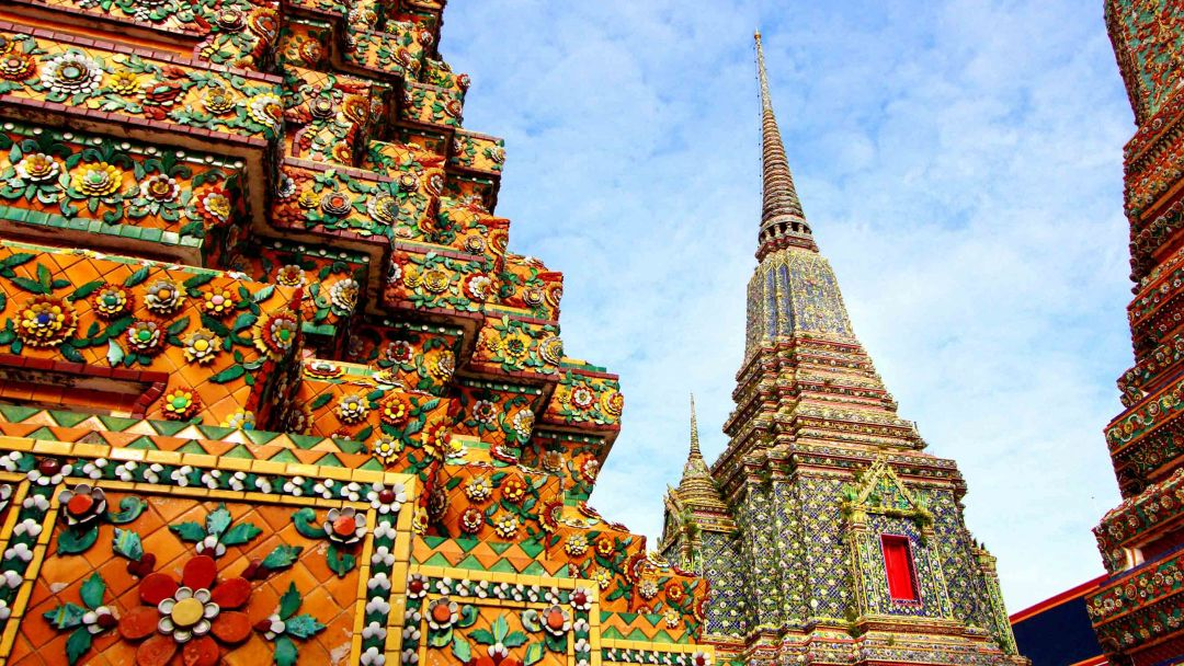 Бангкок - город контрастов - фото 7