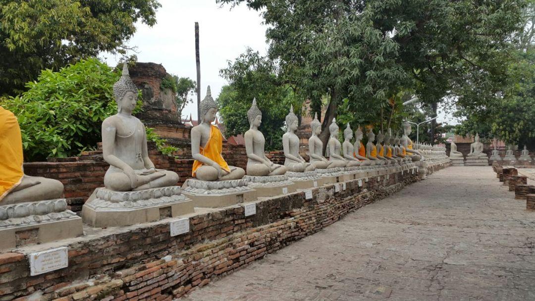 Аюттайя -древняя столица Сиама - фото 3