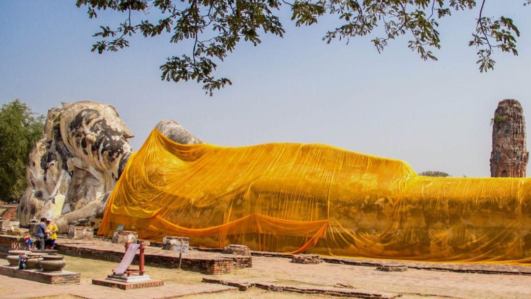 Аюттайя -древняя столица Сиама - фото 5