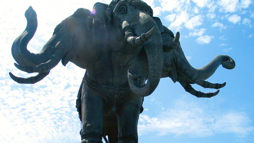 Сокровища Сиама в Паттайе