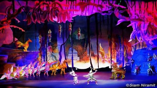Экскурсия Театр Siam Niramit в Бангкоке