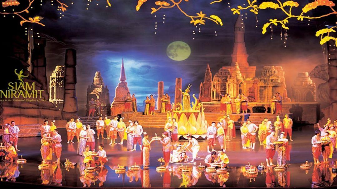 Театр Siam Niramit - фото 2