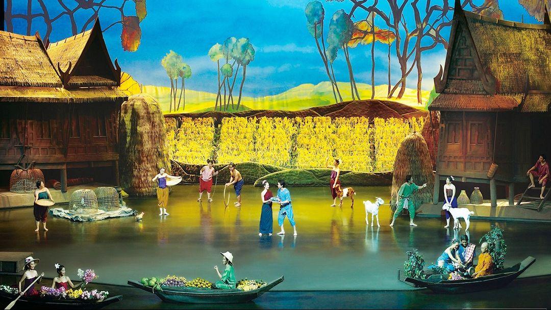 Театр Siam Niramit - фото 4