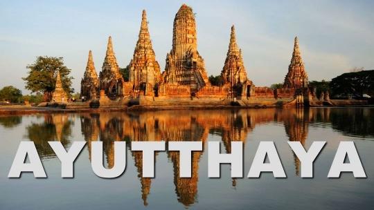 Экскурсия Аюттайя - древняя столица Таиланда в Бангкоке