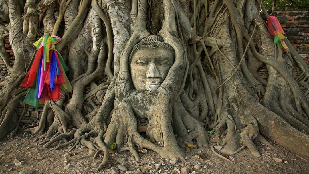 Аюттайя - древняя столица Таиланда - фото 2
