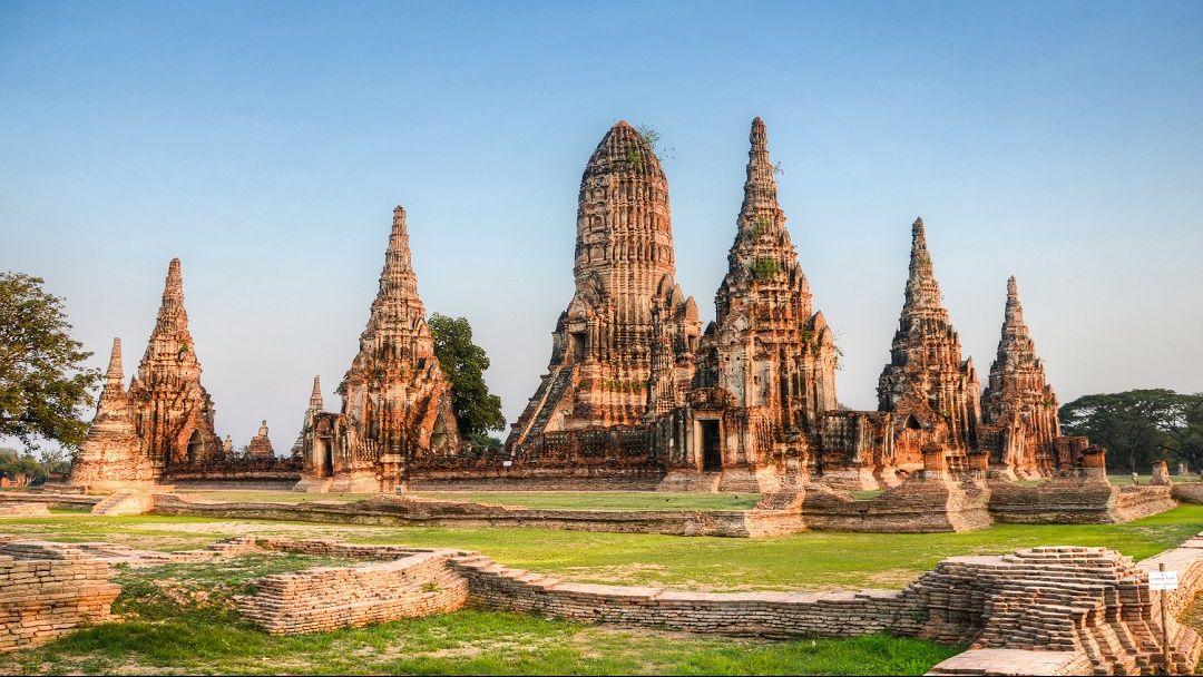 Аюттайя - древняя столица Таиланда - фото 3