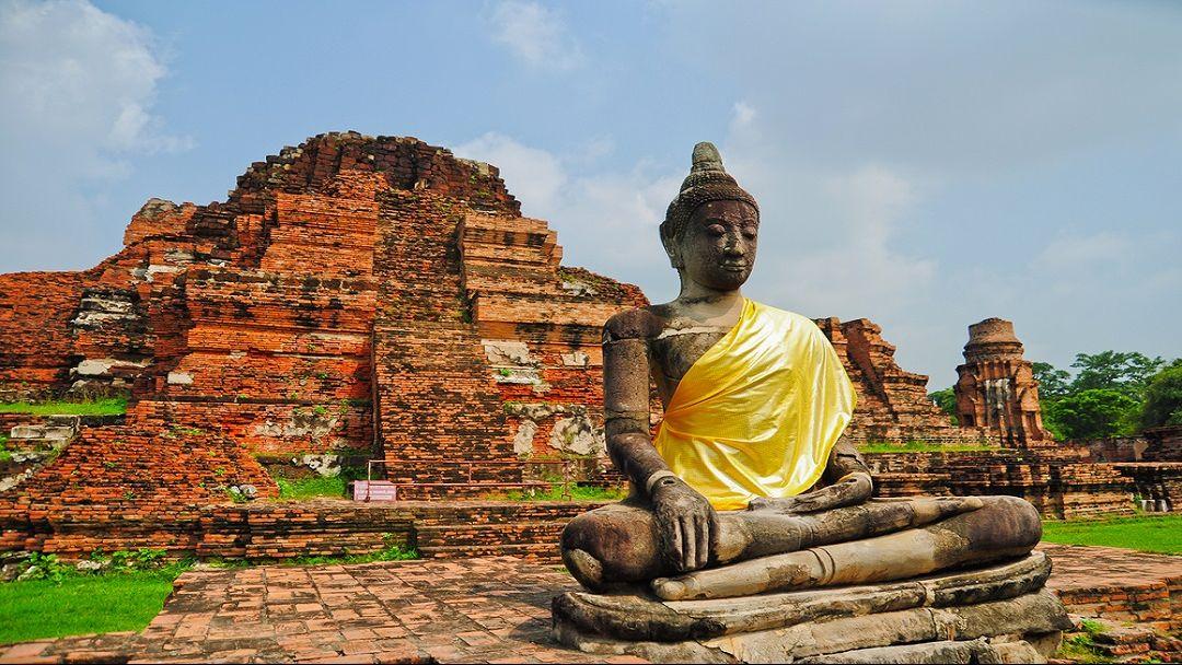 Аюттайя - древняя столица Таиланда - фото 5