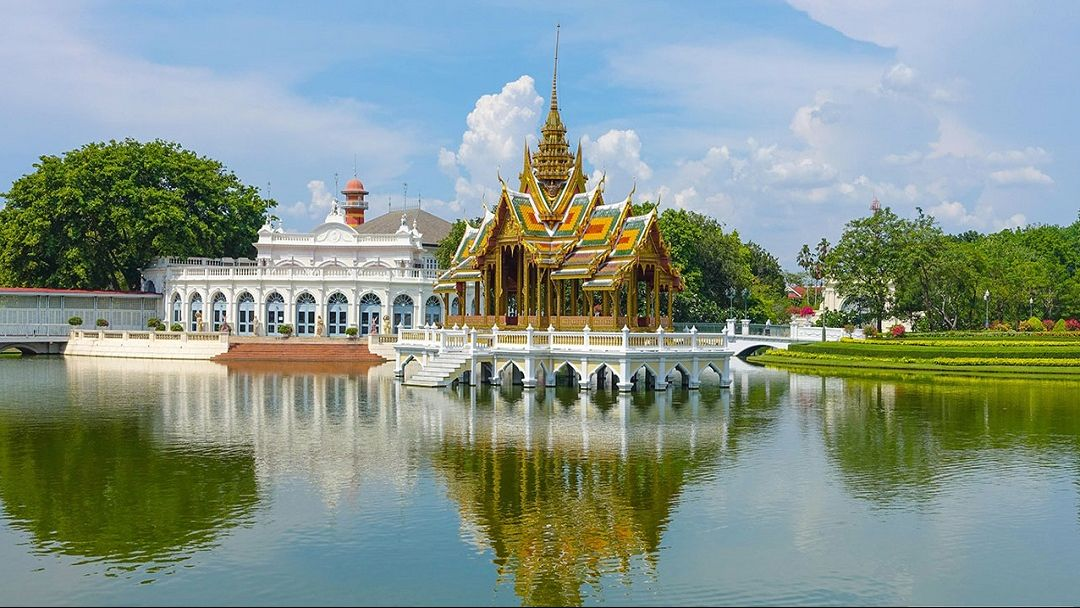 Аюттайя - древняя столица Таиланда - фото 6