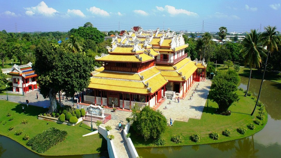 Аюттайя - древняя столица Таиланда - фото 7