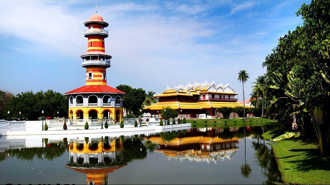 Аюттайя - древняя столица Таиланда - фото 8