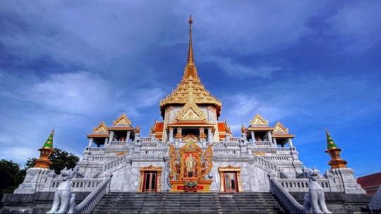Экскурсия Бангкок. Великие Святыни в Бангкоке