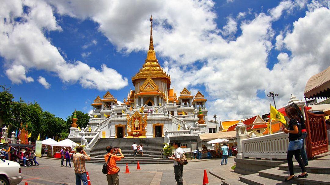 Бангкок. Великие Святыни - фото 3