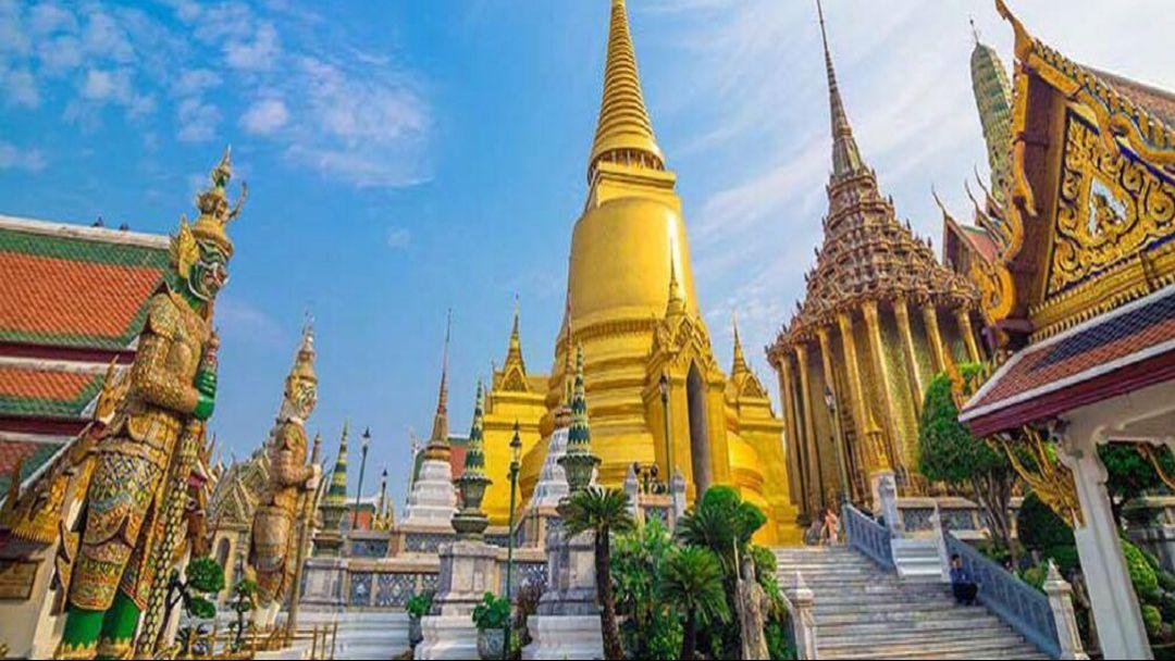 Бангкок. Великие Святыни - фото 6
