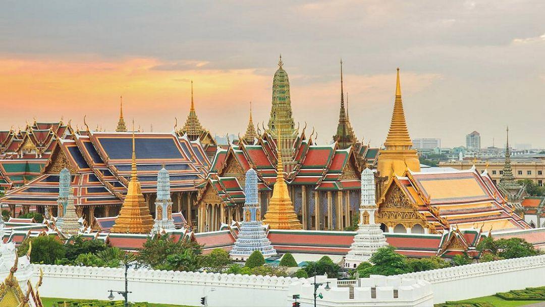 Бангкок. Великие Святыни - фото 7