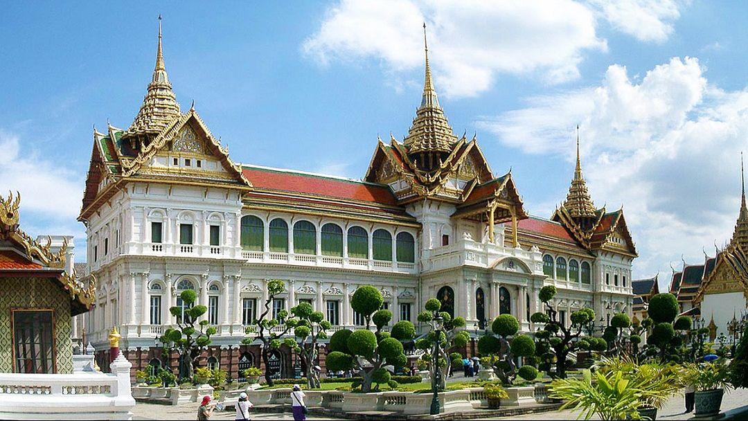 Бангкок. Великие Святыни - фото 8