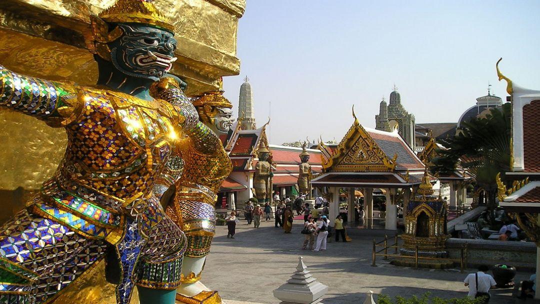 Бангкок. Великие Святыни - фото 9