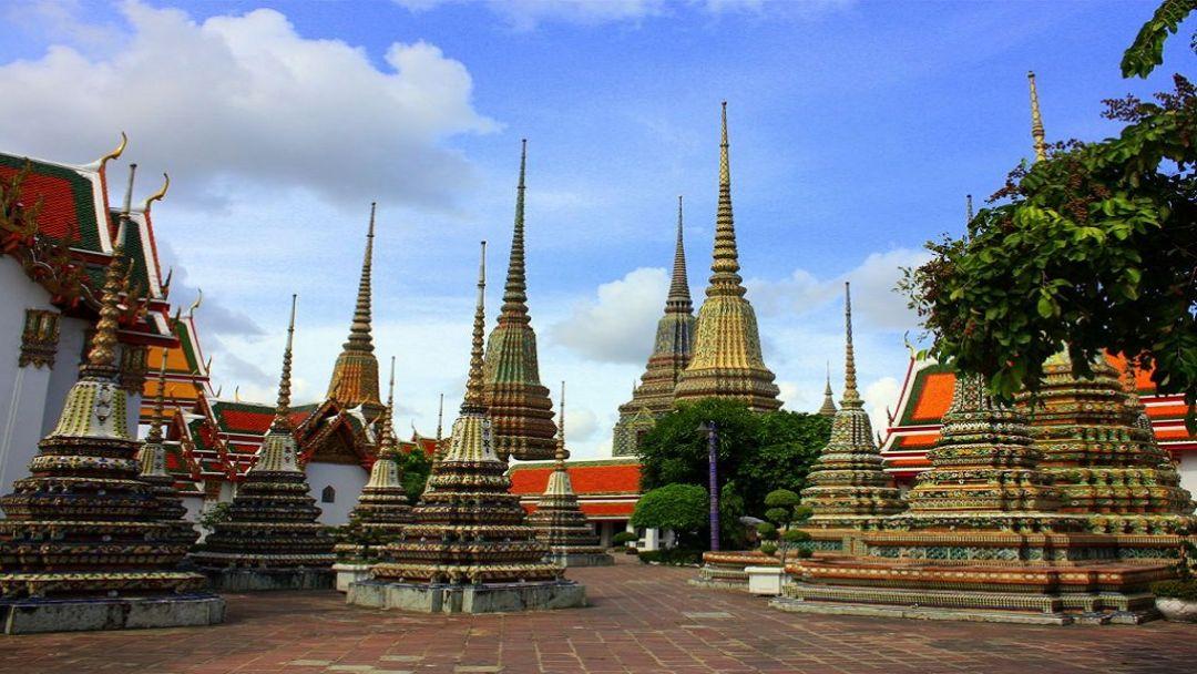 Бангкок. Великие Святыни - фото 12