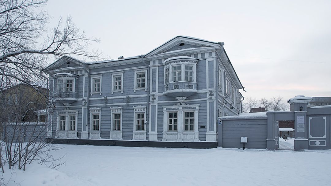 Иркутский музей декабристов в Иркутске