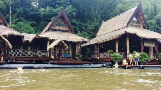 Экскурсия Рай на реке Квай с водопадом Эраван в Паттайе