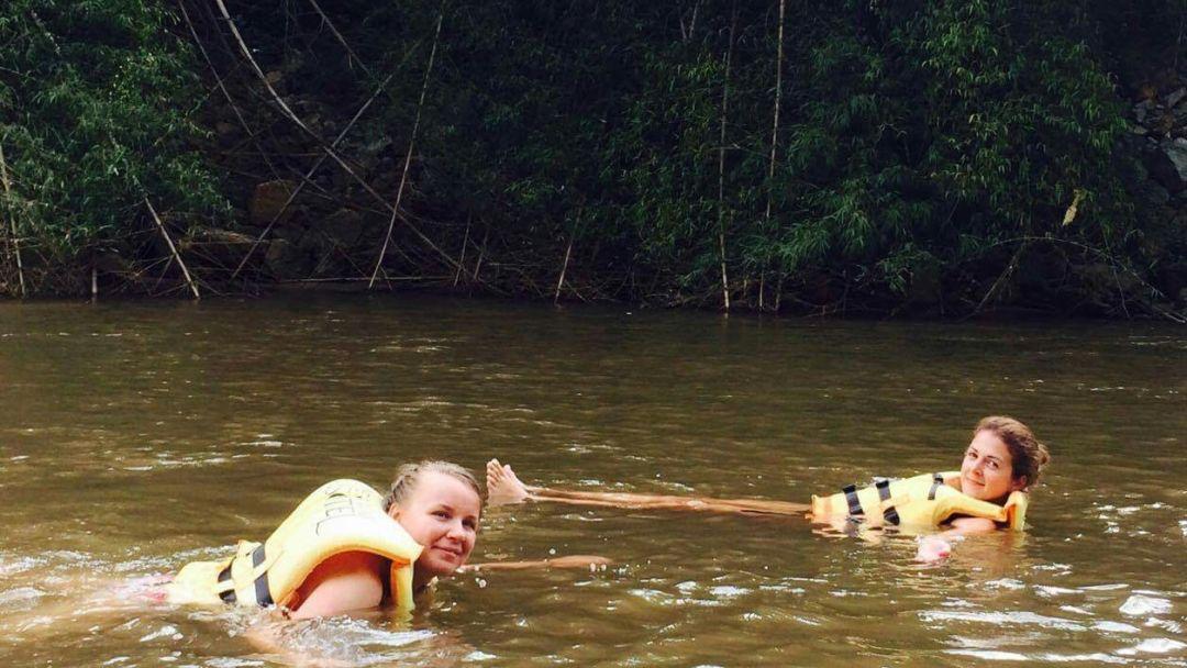 Рай на реке Квай с водопадом Эраван - фото 3
