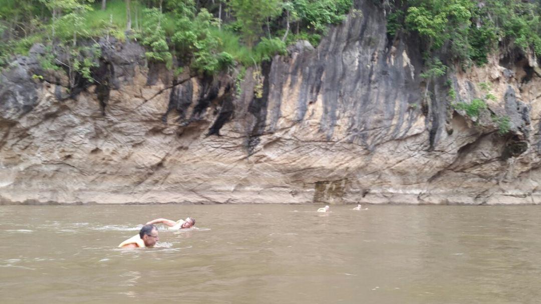 Рай на реке Квай с водопадом Эраван - фото 4