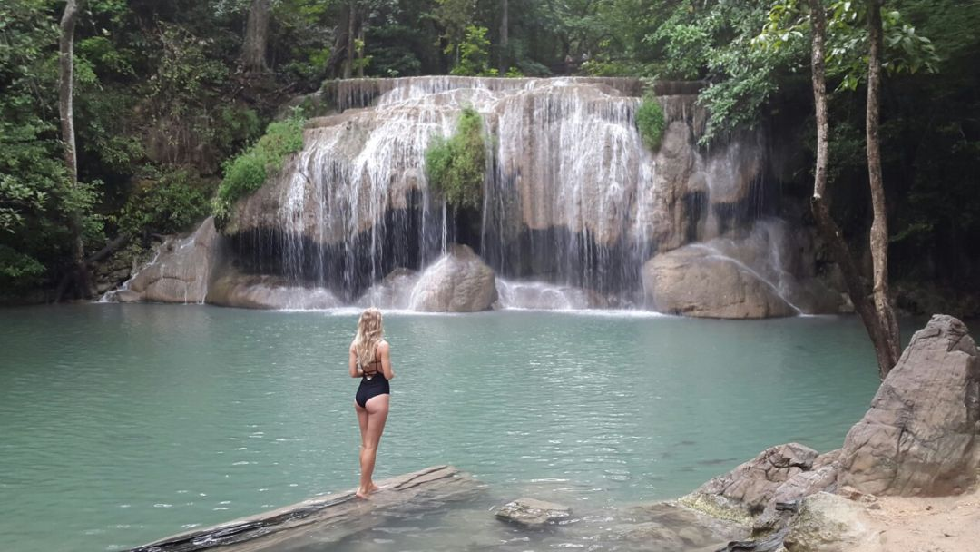 Рай на реке Квай с водопадом Эраван - фото 6