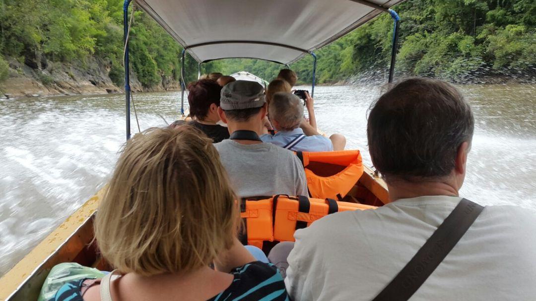 Рай на реке Квай с водопадом Эраван - фото 9