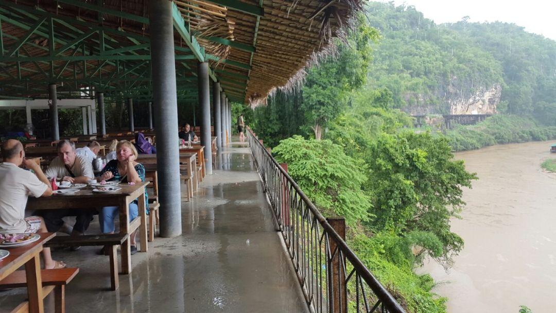 Рай на реке Квай с водопадом Эраван - фото 10