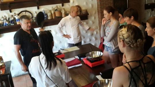 """Урок тайской кухни №1 """"Аройсмак-1"""" - фото 11"""