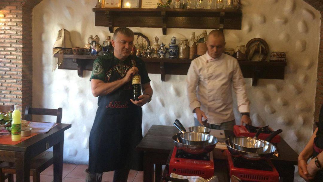 """Урок тайской кухни №3 """"Аройсмак-3"""" в Паттайе"""