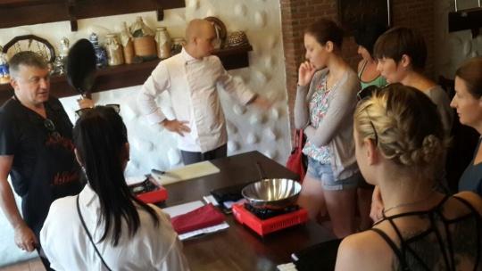 """Урок тайской кухни №3 """"Аройсмак-3"""" - фото 5"""