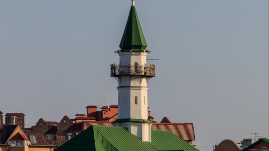 Мечеть аль-Марджани по Казани