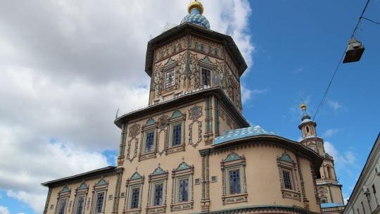 Петропавловский собор по Казани