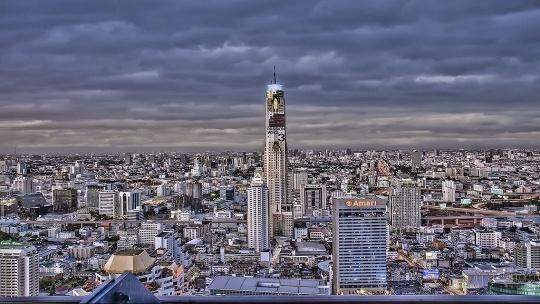Экскурсия Обед на башне Baiyoke Sky в Бангкоке