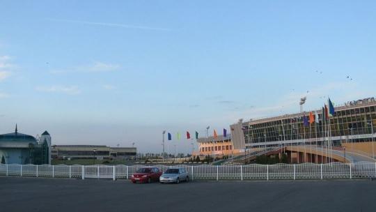 Казанский ипподром по Казани